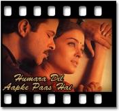 Hamara Dil Aapke Paas Hai - MP3