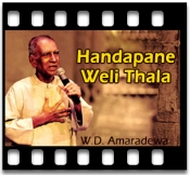 Handapane Weli Thala - MP3