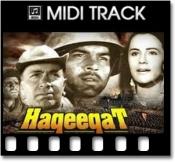 Kar Chale Hum Fida - MIDI