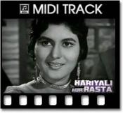 Dil Mera Chup Chap Jala - MIDI