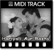 Teri Yaad Dil Se Bhulaane - MIDI