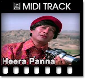 Panna Ki Tamanna - MIDI