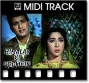Chand Si Mehbooba Ho Meri - MIDI