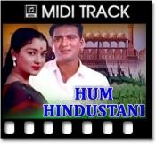 Chhodo Kal Ki Baatein - MIDI