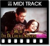 Chaand Chhupa Badal Mein - MIDI