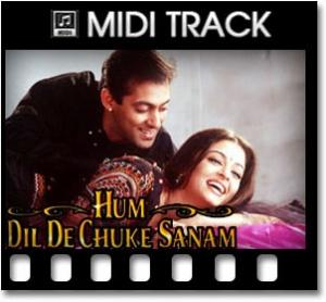 Chaand Chhupa Badal Mein Karaoke MP3