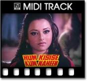 Aa Dil Kya Mehfil Hai Tere - MIDI