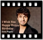 I Wish You Happy Happy Birthday - MP3