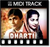 Is Dharti Par (Jab Se Ankhen)  - MIDI