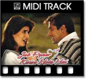 Madhosh Dil Ki Dhadkan - MIDI
