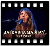 Jai Radha Madhav - MP3 + VIDEO
