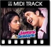 Jaane Ja Dhoondhta - MIDI