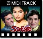 Jeevan Se Bhari Teri  - MIDI