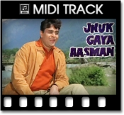 Kaun Hai Jo Sapno Main Aaya - MIDI