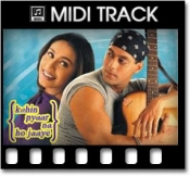 Kahin Pyaar Na Ho Jaye - MIDI