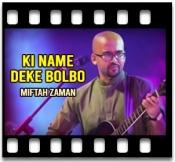 Ki Name Deke Bolbo (Cover) - MP3