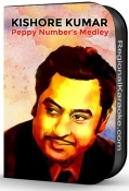 Kishore Kumar Peppy Number Medley - MP3