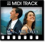 Koi Mil Gaya  - MIDI