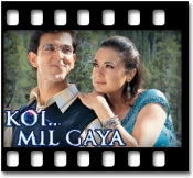 Koi Mil Gaya (With Male Vocals) - MP3