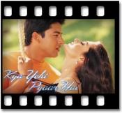 Pehli Pehli Baar Hai (With Female Vocals) - MP3