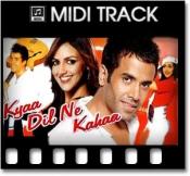 Nikamma Kiya Is Dil Ne - MIDI