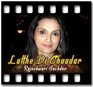 Latthe Di Chaadar (Folk)(Without Chorus) - MP3