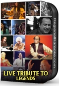 Live Tribute To Legends(Mirchi Awards 2012) - MP3