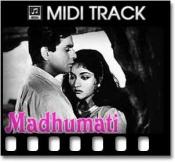 Aaja Re Pardesi - MIDI