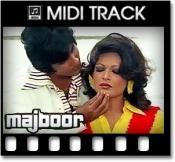 Roothe Rab Ko Manana - MIDI