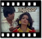Roothe Rab Ko Manana Aasaan Hai - MP3