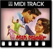 Jaduger Tere Naina - MIDI