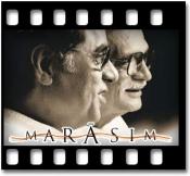 Shaam Se Aankh Mein - MP3
