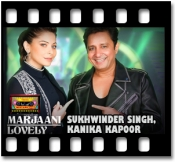Marjaani | Lovely (With Male Vocals) - MP3