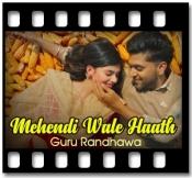 Mehendi Wale Haath - MP3