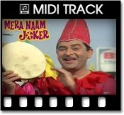 Kehta Hai Joker Saara Zamaana - MIDI