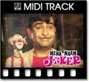 Jaane Kahan Gaye Woh Din - MIDI