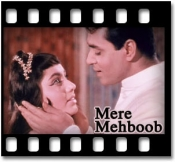 Mere Mehboob Tujhe - MP3