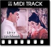 Mere Mehboob Mein Kya Nahin - MIDI