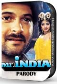Mr. India Parody - MP3