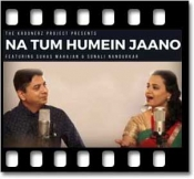 Na Tum Hamein Jaano (With Female Vocals) - MP3