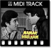 Main Shayar Badnam - MIDI