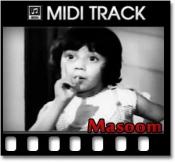 Nani Teri Morni  - MIDI
