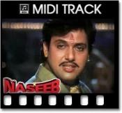 Mere Naseeb Mein - MIDI