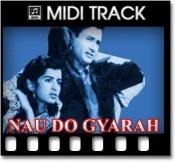 Hum Hain Rahi Pyar Ke - MIDI