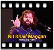 Nit Khair Mangan - MP3 + VIDEO