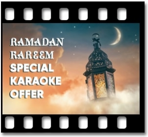 Buy 3 Get 2 Custom Karaoke Offer - MP3 + VIDEO