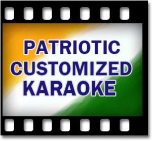 Patriotic Customized Karaoke - MP3