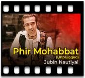 Phir Mohabbat-Unplugged (Guitar Based) - MP3