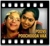Poovae Poochudava (Male) - MP3 + VIDEO