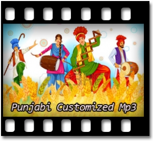 Punjabi Customized Karaoke MP3